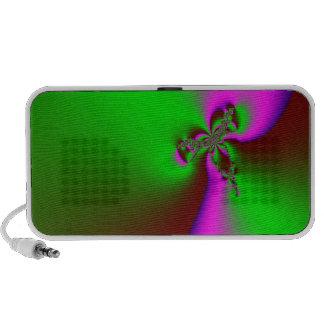 Butterfly Doodle Mp3 Speaker