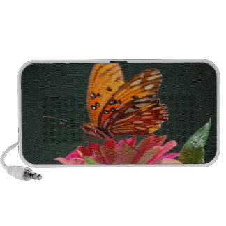Butterfly Doodle Notebook Speakers