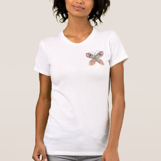 Butterfly Doodle T-shirts