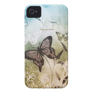 Butterfly Dream iPhone 4 Case-Mate Cases