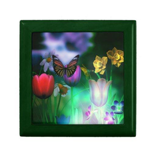 Butterfly dream garden Box Gift Boxes
