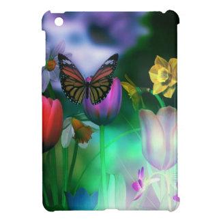 Butterfly dream garden iPad mini case