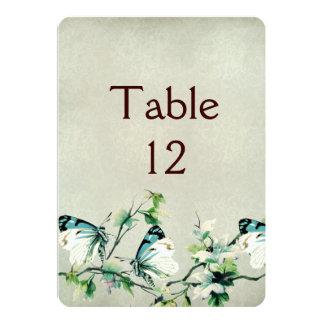 Butterfly Dream Table card 13 Cm X 18 Cm Invitation Card