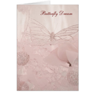 Butterfly Dreams collection Card