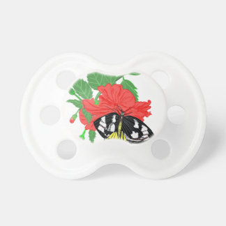 Butterfly Drinking Nectar Dummy