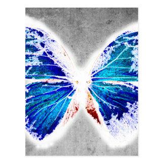 Butterfly effect 2017 postcard