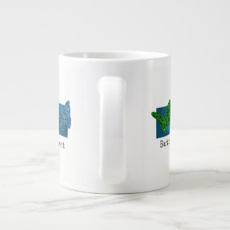 Butterfly Effect Large Coffee Mug