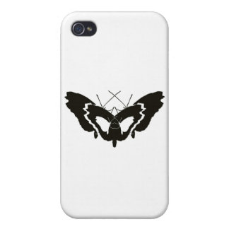 Butterfly Evolution Silhouette iPhone 4/4S Covers