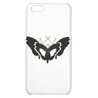 Butterfly Evolution Silhouette iPhone 5C Covers