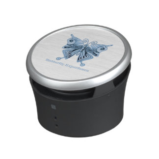 Butterfly Experience sound box: Shirt to design Speaker
