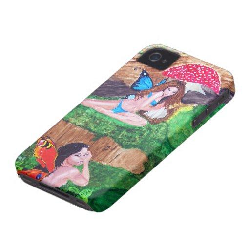 Butterfly Fairies Watercolor Blackberry Bold 9700/ Blackberry Cases