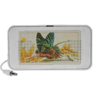 Butterfly Fairy Laptop Speakers