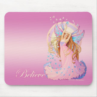 Butterfly Fairy Mouse Pad