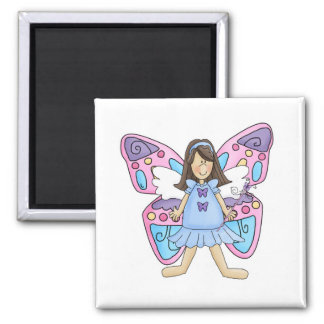 Butterfly Fairy Princess Magnet