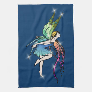 Butterfly Fairy Tea Towel