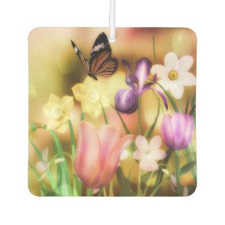 Butterfly fantasy garden air freshener