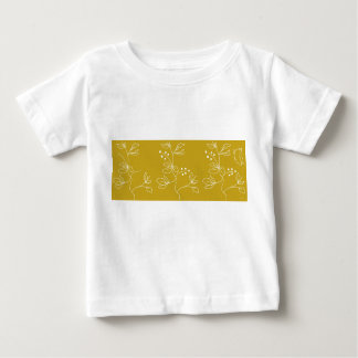 Butterfly Field Baby T-Shirt
