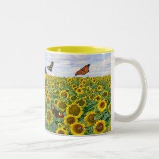 Butterfly Fields Forever Mug
