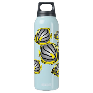 Butterfly fish 0.5 litre insulated SIGG thermos water bottle