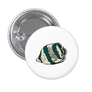 Butterfly Fish Buttons