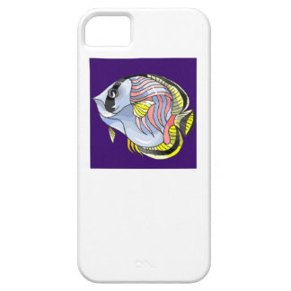 Butterfly Fish iPhone 5 Cover