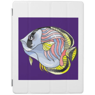 Butterfly Fish iPad Cover