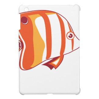 Butterfly fish iPad mini cover