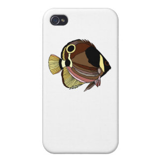 Butterfly Fish iPhone 4/4S Covers