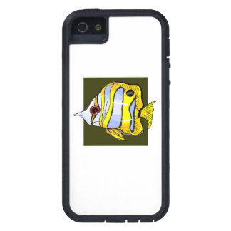 Butterfly Fish iPhone 5 Case