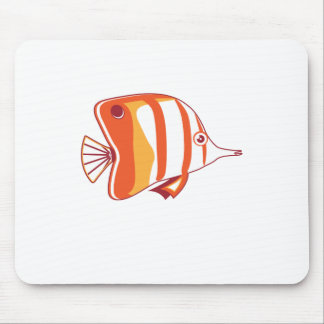 Butterfly fish mousepads