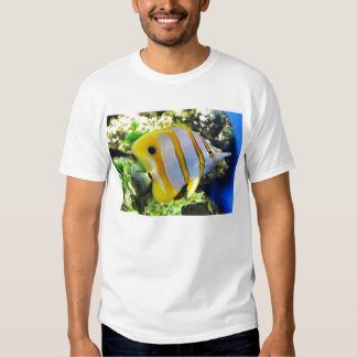 Butterfly fish t shirt