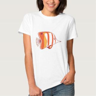 Butterfly fish tee shirt