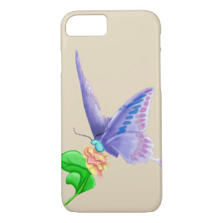 Butterfly Flowers Case (Various Styles)