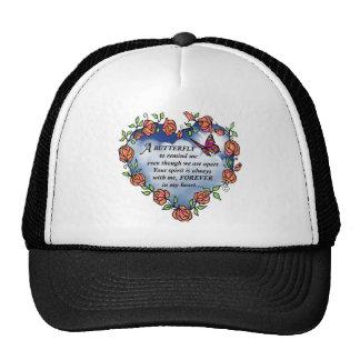 Butterfly from Heaven Trucker Hat