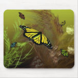 Butterfly Garden 2 Mousemats