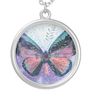 Butterfly Garden Fantasy Necklace