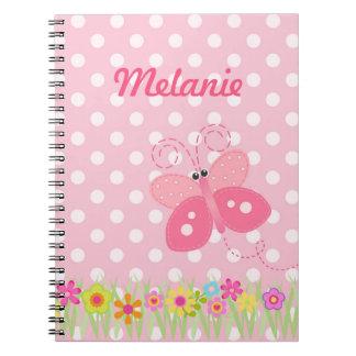 Butterfly Garden Notebook