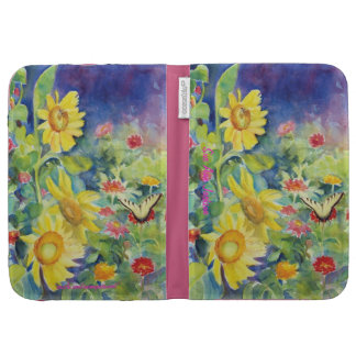 Butterfly Garden The Gift of the Butterfly Box Kindle Cases