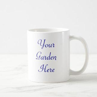 Butterfly Gardener Saying Coffee Mug