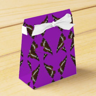 butterfly gift box wedding favour box