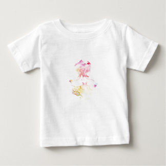 Butterfly Girl Baby T-Shirt