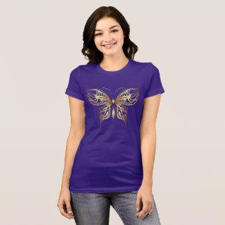 Butterfly Gold T-Shirt