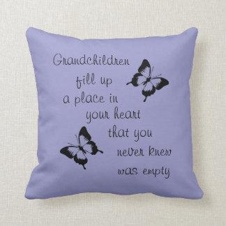 Butterfly Grandparent Pillow