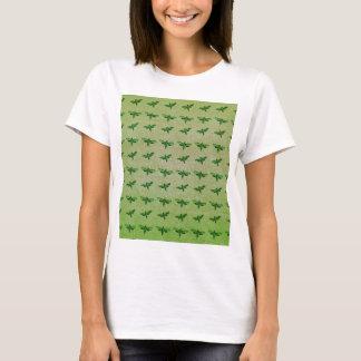 Butterfly green+blue T-Shirt