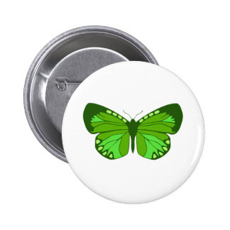 Butterfly Greens Pin