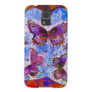 Butterfly Hearts | Today I Love You Cases For Galaxy S5