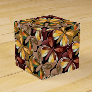 Butterfly Hugs - Square Gift Box Favour Box