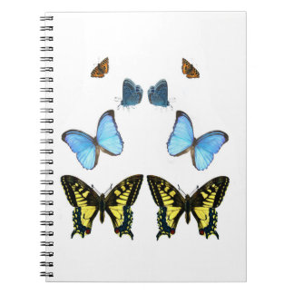 Butterfly image for Photo-Notebook Spiral Note Books