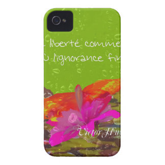 Butterfly in a pond. iPhone 4 Case-Mate case