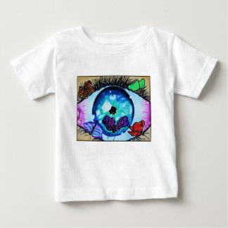 Butterfly in Eyez Baby T-Shirt